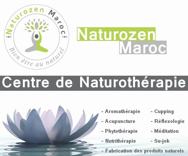naturozen maroc - centre de naturopathie